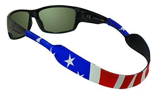 CHUMS チャムス NEOPRENE CLASSIC USA ネオプレーンクラシックUSA メガネ ストラップ スポーツサングラス グラスコード 眼鏡 アウトドア おしゃれ 眼鏡ストラップ めがねストラップ