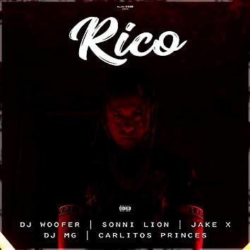 Rico (feat. Dj Woofer, Jake X, Dj MG & Carlitos Princes)