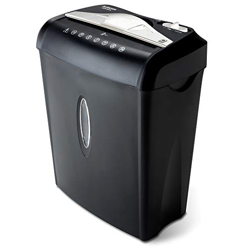 Find Bargain Aurora AU875XA 8-Sheet Crosscut Paper and Credit Card Shredder with 3.7-Gallon Wastebas...