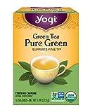 Yogi Teas Chinese Green Teas - Best Reviews Guide