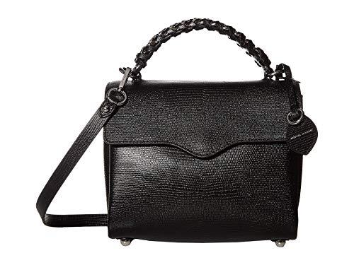 Rebecca Minkoff Chain Satchel Black One Size