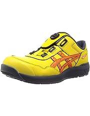 [アシックス] 安全靴/作業靴 ウィンジョブ CP306 Boa JSAA A種先芯 耐滑ソール fuzeGEL搭載