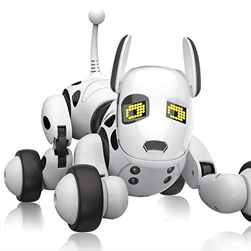 ADLIN Electrónica for mascotas, perro de juguete del robot, de función tienen...