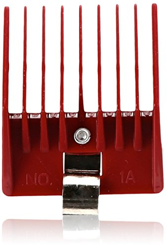 Speed-O-Guide SPG0317 Clipper Comb, Red