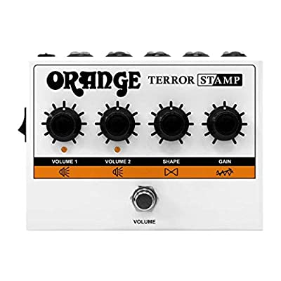 Orange Terror Stamp 20W Valve Hybrid Guitar Amp Pedal