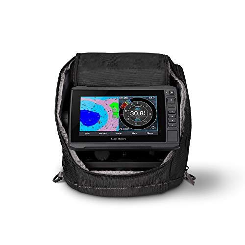 Garmin ECHOMAP UHD 73cv Ice Fishing Bundle, Includes ECHOMAP UHD 73cv...