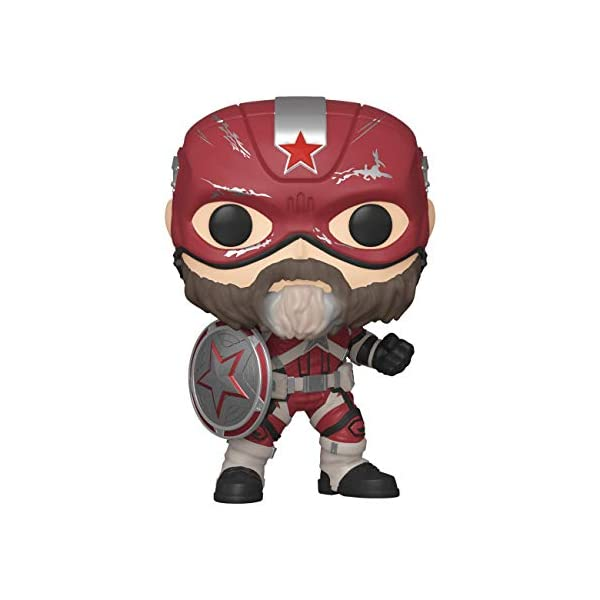 Funko Pop Guardián Rojo (Black Widow 608) Funko Pop Black Widow