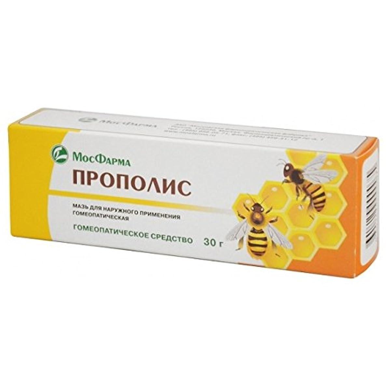 ボーナスほとんどの場合過敏なPropolis ointment 30gr. プロポリス軟膏