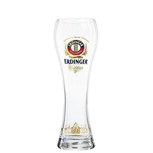 Erdinger Weissbier Gläser 0,5l - 6 Stück Exclusiv Edition