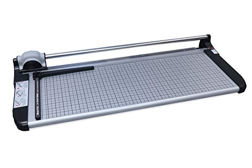 """United RT26 26"""" Rotary Paper Trimmer, 15 Sheet Capacity, Crafts and Office"""