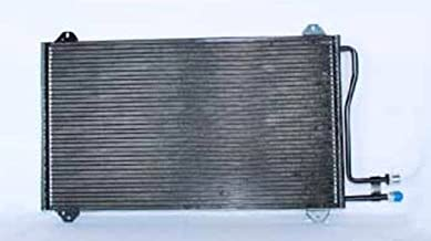 Rareelectrical NEW AC CONDENSER COMPATIBLE WITH DODGE 03-06 SPRINTER 2500 3500 VAN STANDARD DUTY 5104114AA P40434 5104114A...