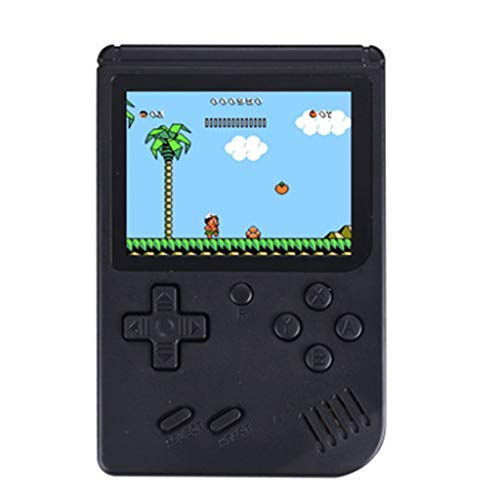 RS-6A 3,0-Zoll-Mini-Pocket-Handheld-Spielekonsole Mit Großem Bildschirm 500 Retro-Spiele Player-Computerunterstützung TV-Ausgang Für Kindergeschenke
