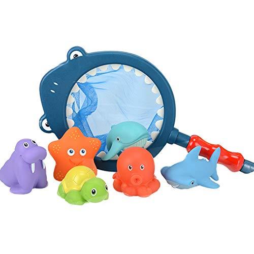 LYY Spaß Interaktiv Kinderhai Hai Angeltemperatur Bad Spielzeug Baby Prise Call Anzug Baby Wasser Badeanzug Badewanne Weiblich Die Beste Wahl für Kinder