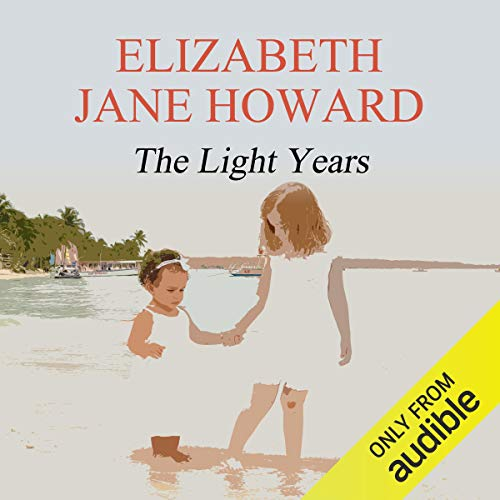 Couverture de The Light Years