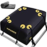 Best Rooftop Cargo Carriers - SUPAREE 19 Cubic ft Car Roof Bag Top Review