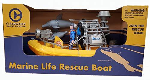 Clearwater Marine Aquarium Marine Life Rescue Boat