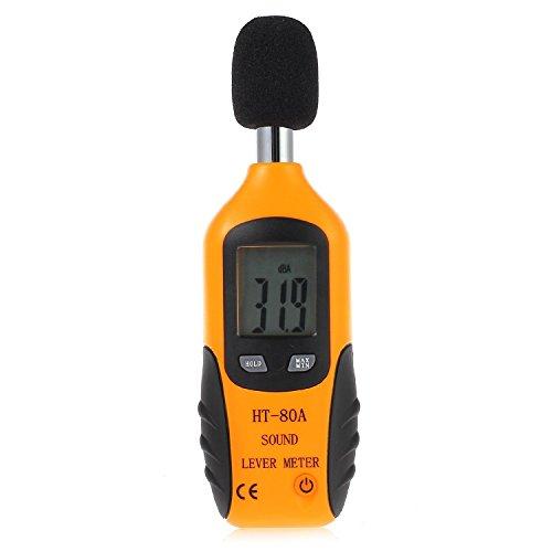 Proster Mini Fonometro Digitale Misuratore Livello...