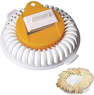 Cortador de patatas de microondas para hacer patatas o