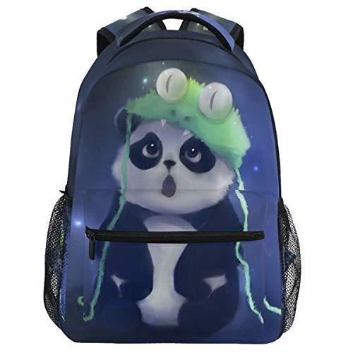 Oarencol - Mochila de viaje con diseño de panda