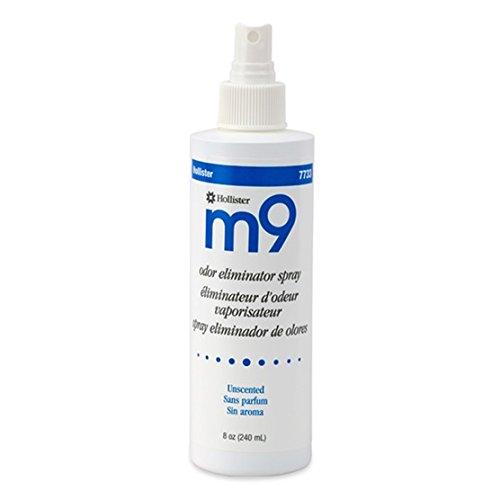 M9 Deodorant Spray Unscented 8oz, (1 EACH)