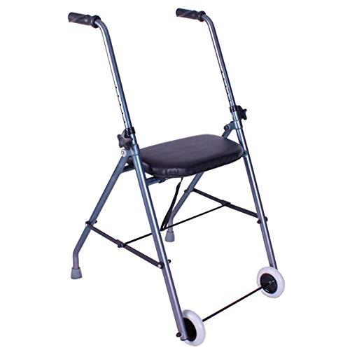 Andador de aluminio muy ligero y plegable | Fácil uso y transporte |