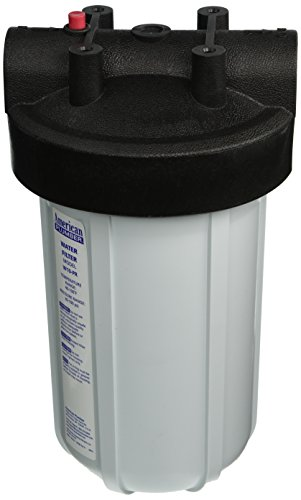 American plumber W10PR Heavy Duty Water Filter Housing
