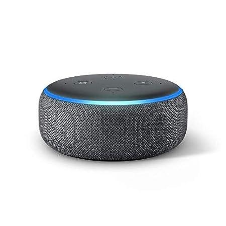 【5/10まで】Amazon Echo Dot 第3世代 スマートスピーカー with Alexa 2,980円送料無料!