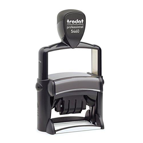 Trodat Professional 5460/L1, Eingegangen, schwarz
