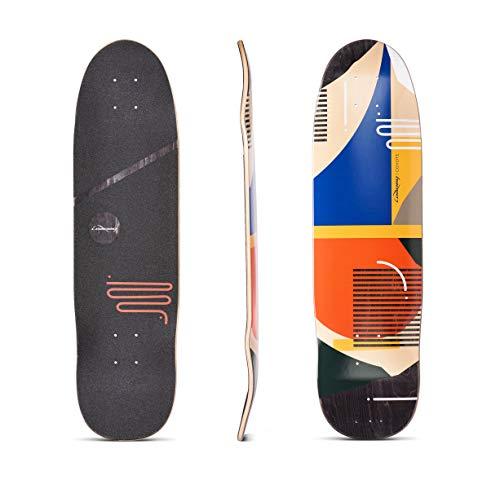 Loaded Boards Coyote Longboard Skateboard Deck (Hola Lou)