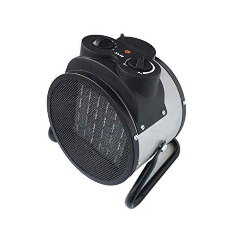 ZBJJ Calefactor Calefactor Calefactor 220 V Calentador de Aire eléctrico para el hogar PTC Ventilador de cerámica Forzado Calentador de Espacio Calentador eléctrico de Aire Caliente