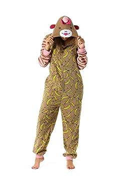 sock monkey onesie adults