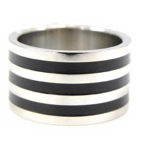 Les Trésors De Lily [E2317] - Ring für männer 'Hugo' .