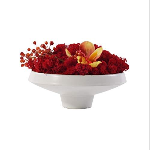 fausse fleur Fleur artificielle Faux Fleur, Hôtel de famille mariage décoration florale, Moderne artificielle Faux Pot de fleur...