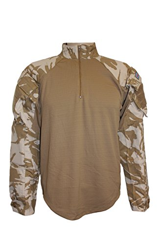 MFH Under Body Armour Shirt DPM Desert size L