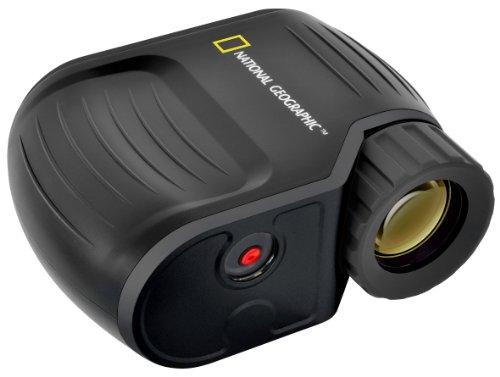National Geographic 3x25 Visore notturno digitale con schermo LCD