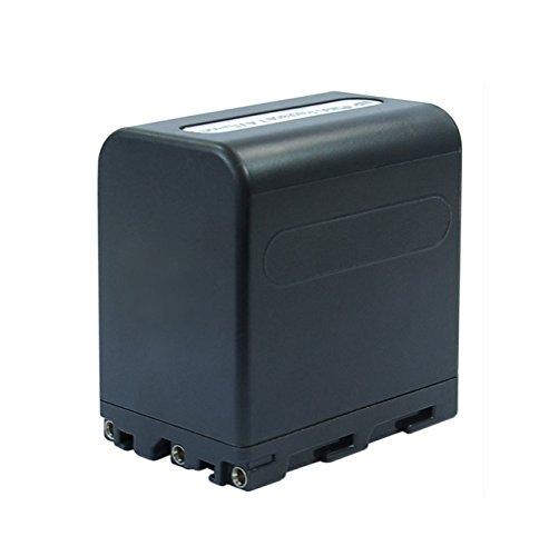 Blumax NP-FM90NP FM904800mAh, 7,4V Power Pack de batería de repuesto para Sony...