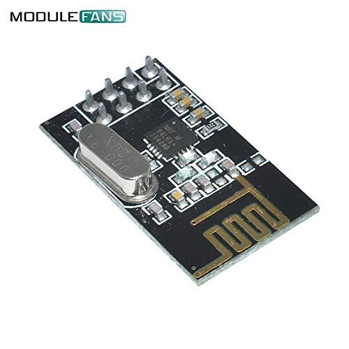 2PCS neues NRF24L01 + 2,4 GHz Antenne Wireless-Transceiver-Modul für den Arduino Microcontroller Antenne Wireless Module Transceiver