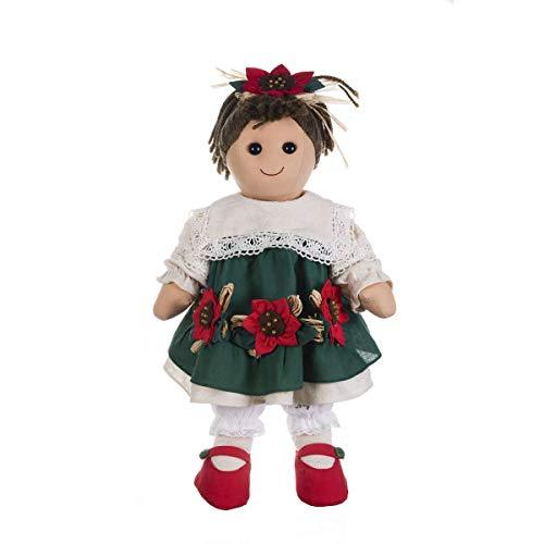 My Doll Bambola Verde Stella di Natale 42 cm