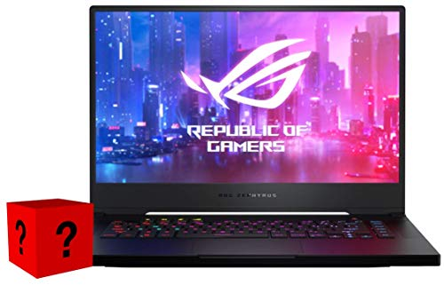 "XPC ROG Zephyrus S GX502GV Gamer Notebook (Intel 9th Gen i7-9750H, 32GB RAM, 1TB NVMe SSD, RTX 2060 6GB, 15.6"" Full HD 144Hz 3ms, Windows 10) Ultra Thin Gaming Laptop"