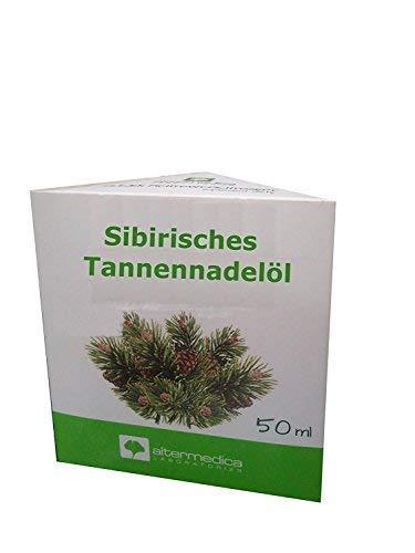 Sibirisches ätherisches Tannennadelöl, Abies sibirica, 50ml, bekämpft Erkältungserreger, fördert Durchblutung bei Erkältung, Gliederschmerzen, belebt Geist, wirkt schleimlösend, bei Hautunreinheiten,