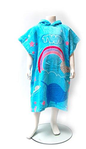 TWF Kinderhanddoek Poncho Roze