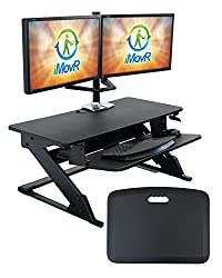 Extra High Standing Desk Converter