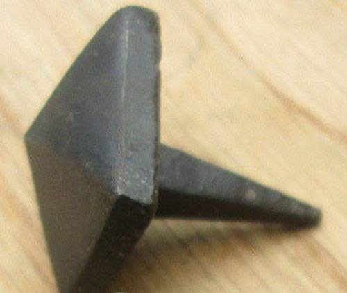 hierro forjado a mano Antigua Clavos decorativos como antiguos 90 mm clavos decorativos