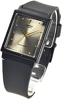CASIO カシオ アナログ スタンダード ベーシック MQ-38-8A ブラック 海外モデル 並行輸入品 [時計]