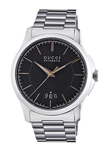 Gucci Analogico Automatico Orologio da Polso YA126432