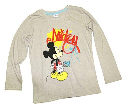 Disney Mickymaus Langarm T-Shirt Mickey Painter - 104