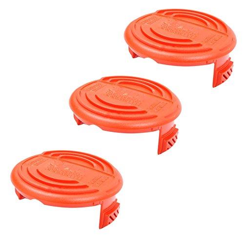 Spares2go tappo di copertura per Black & Decker Strimmer trimmer (confezione da 3)