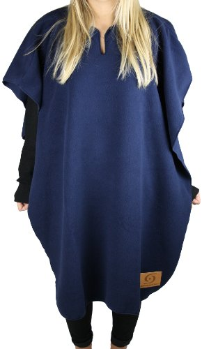 Ability Superstore 55119 Fleece rolstoel Poncho