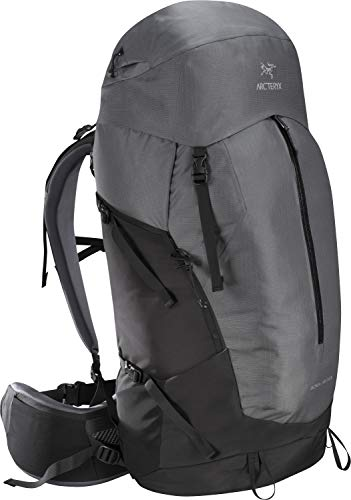 Arc'teryx Bora AR 63 Backpack Men's (Titanium, Regular)