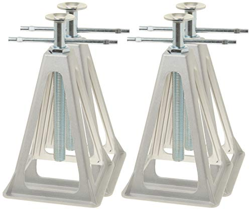 Cynder 02047 Aluminum Stacker Stack Jacks, Stabilize, Level Your RV, Trailer Or Camper, Can Support...